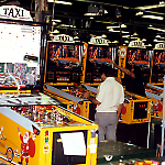 Troubleshooting Taxi games at the Williams Pinball Factory